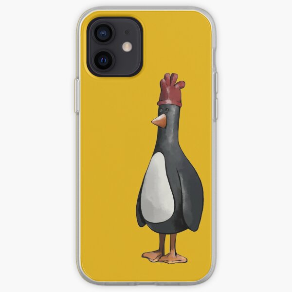 Feathers Mcgraw iPhone Soft Case
