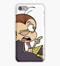 Luan Loud Sees What You Did There iPhone Case/Skin