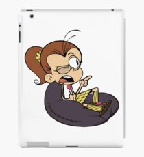Luan Loud Sees What You Did There iPad Case/Skin
