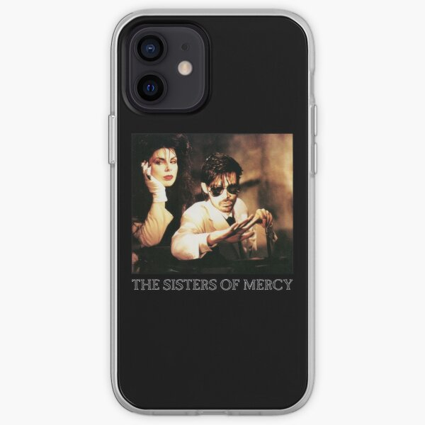 Dominion - The Sisters of Mercy iPhone Soft Case