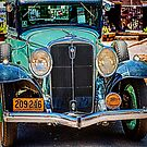 Blue Studebaker by Bobby Deal