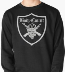 Body Count - Black Pullover