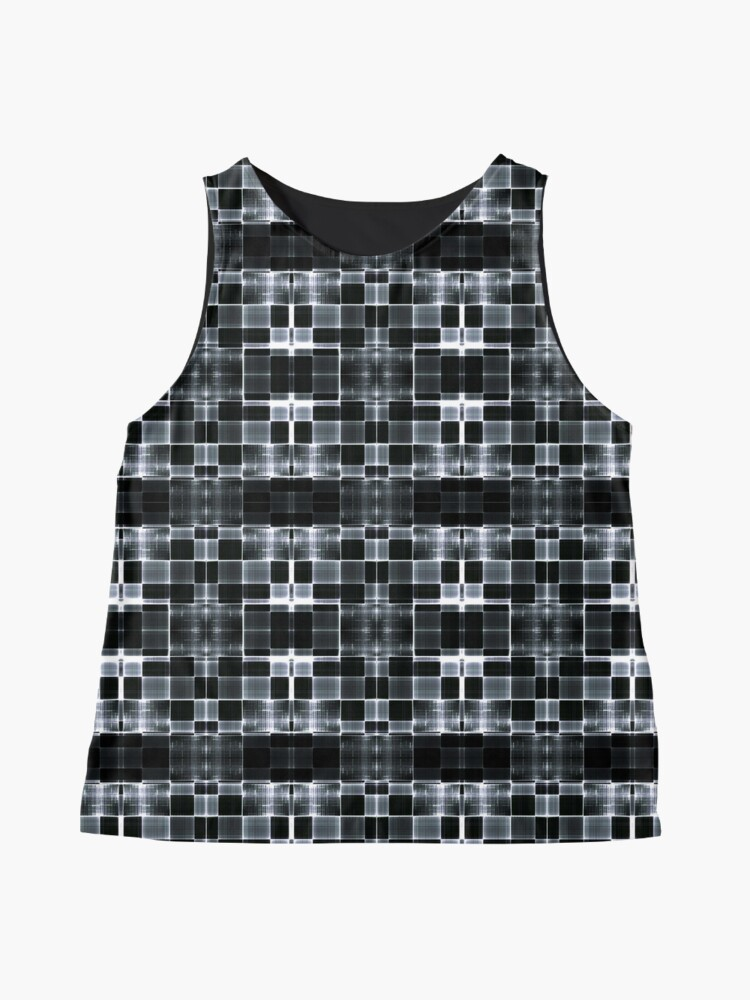 Alternate view of Abstract Lights Sleeveless Top