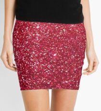 Glitter Sparkles Mini Skirt