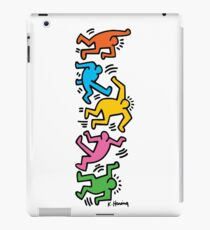 Keith Haring Color People iPad Case/Skin