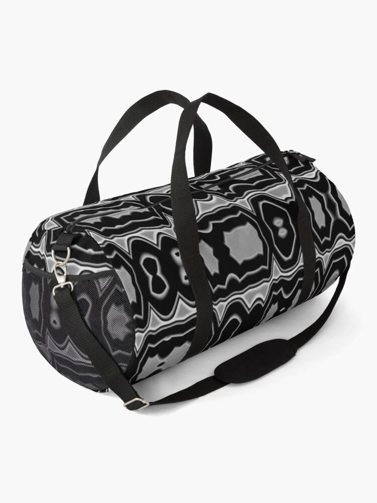 Alternate view of Royal Abstract Art Duffle Bag