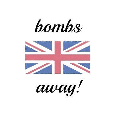Bombs Away! by thegoddamnhero