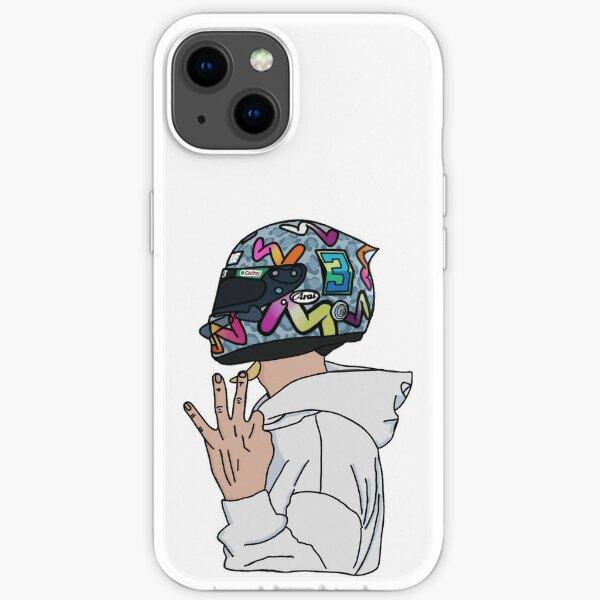 Daniel Ricciardo-Numéro 3 Coque souple iPhone