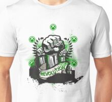 REVOLUTION-XBOX-MULTI Unisex T-Shirt