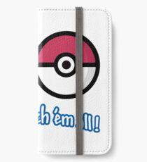 GO! iPhone Wallet/Case/Skin