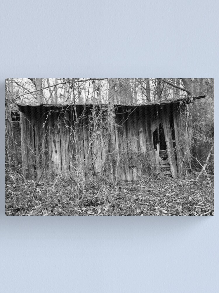 Alternate view of Forgotten by Time  Canvas Print
