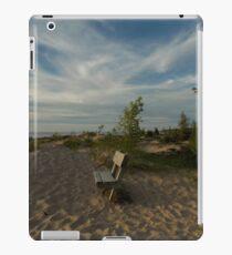 Himmel über schlafenden Bärendünen iPad-Hülle & Klebefolie
