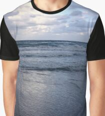 Stormy Atlantic Graphic T-Shirt