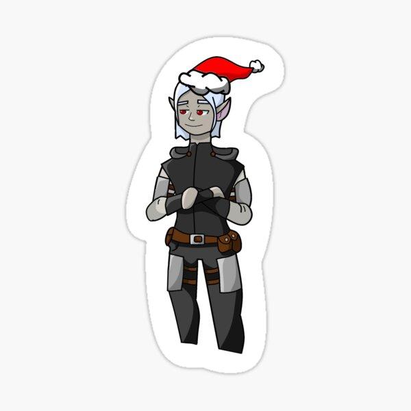 Cerberus - Christmas Special 2020 Sticker
