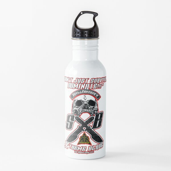 Don't Just Survive... DOMINATE!!!! With the SXB baby! Water Bottle
