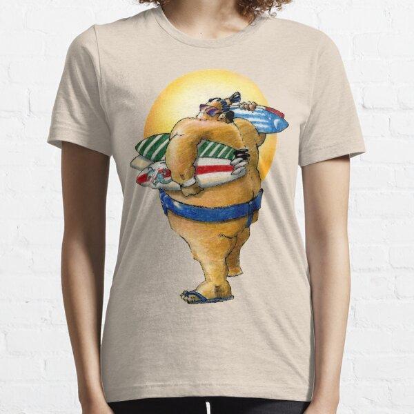 Sumo Surfer II Essential T-Shirt