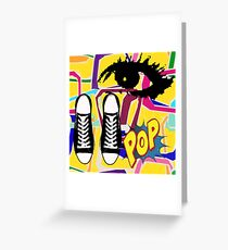 Pop Soup Mix 101 by American Jank Brand  Greeting Card