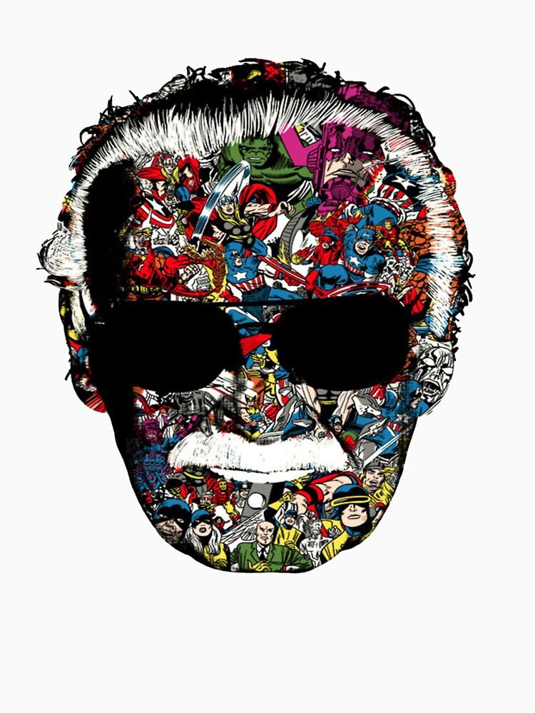 Legend Stan Lee! by LookasShop