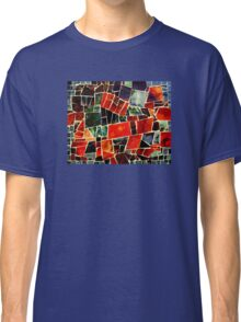 Bits and Pieces Paper Mosaic Classic T-Shirt