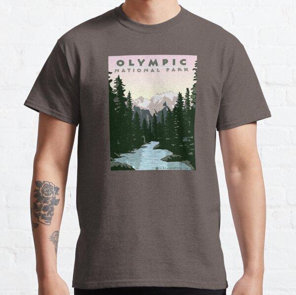 Olympic National Park Washington Classic T-Shirt