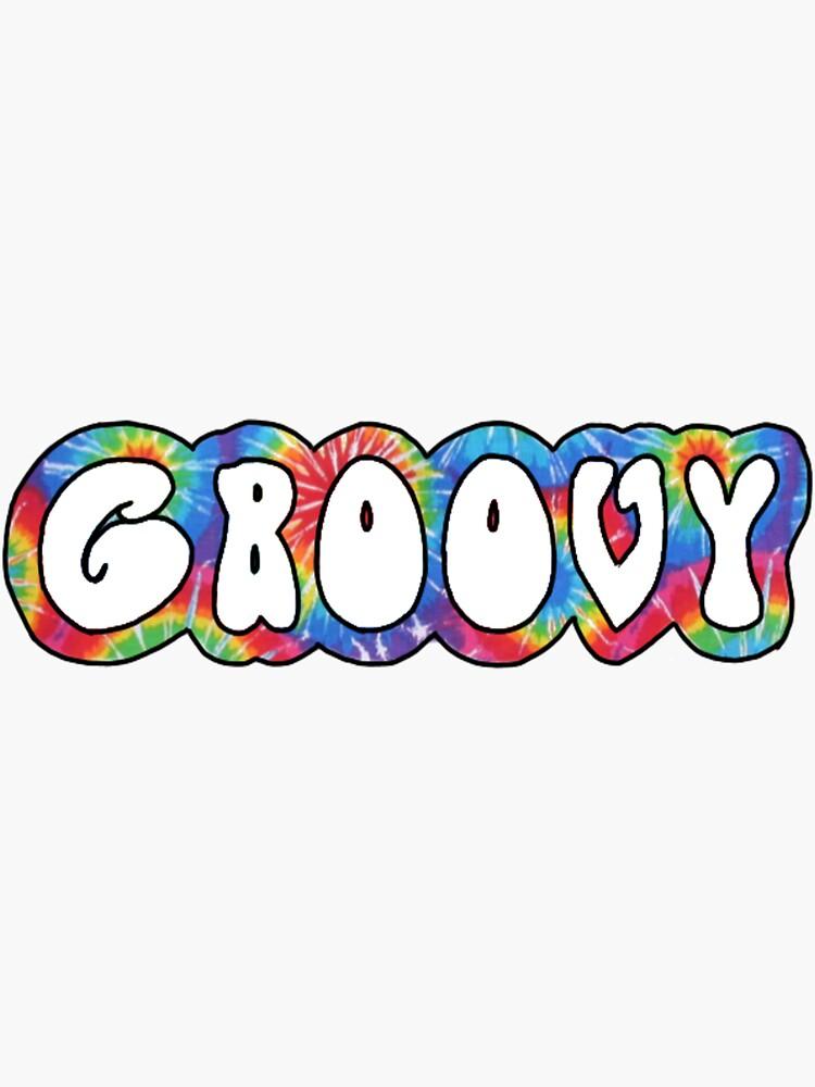 groovy tie dye pattern by andilynnf