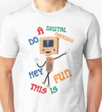 Digital world Colin T-Shirt