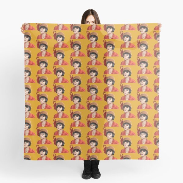 Miss Phryne Fisher Honourable Lady Detective and Cozy Mystery Amateur Sleuth Scarf