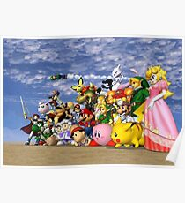 melee Poster