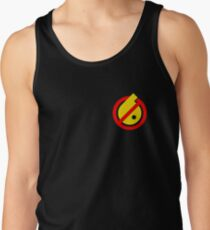 Down With The Suxors Tank Top