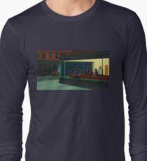Night Gilmores Long Sleeve T-Shirt