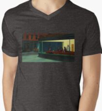 Night Gilmores Men's V-Neck T-Shirt