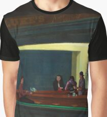 Night Gilmores Graphic T-Shirt
