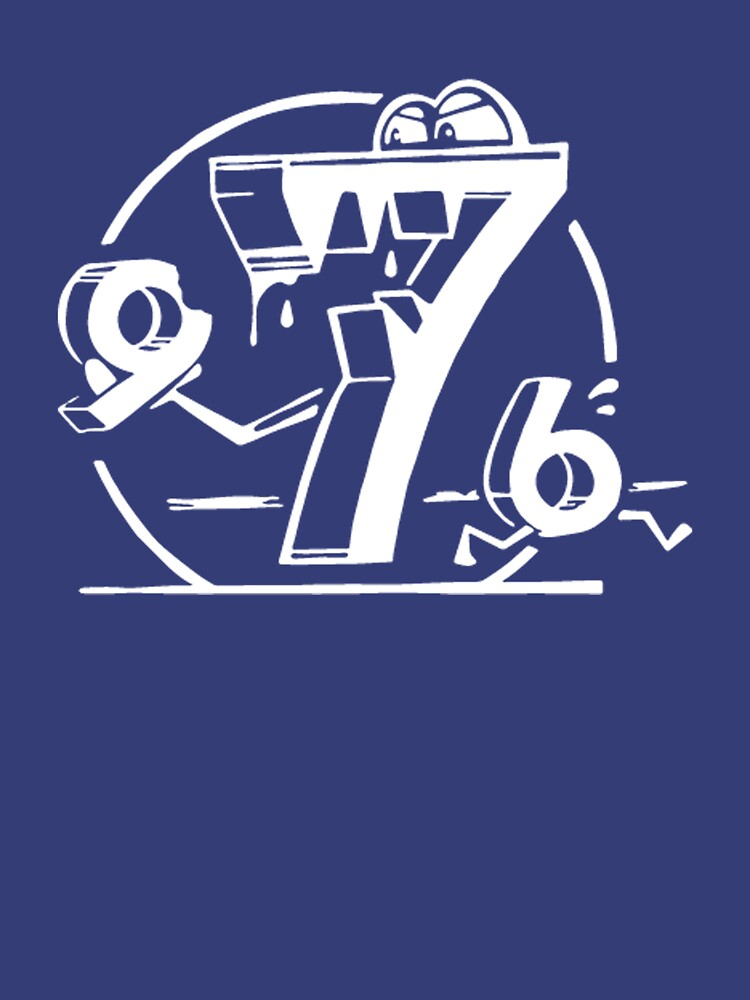 Math Shirt Seven Ate Nine by romytea18