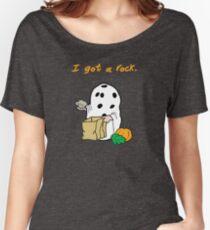 I got a rock. Women's Relaxed Fit T-Shirt