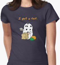Camiseta entallada para mujer Tengo una piedra