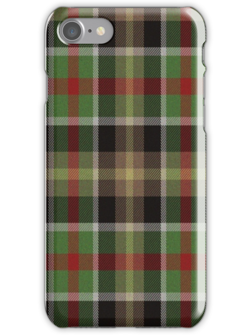 02322 Kings County, New York Fashion Tartan by Detnecs2013
