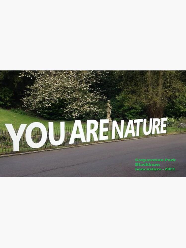 Corporation Park - You Are Nature by DJLancs