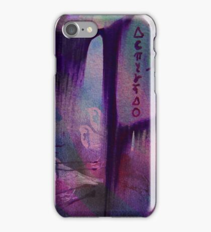 Purple Forest Dreams iPhone Case/Skin