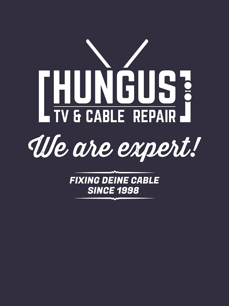 Hungus TV & Cable Repair | Unisex T-Shirt