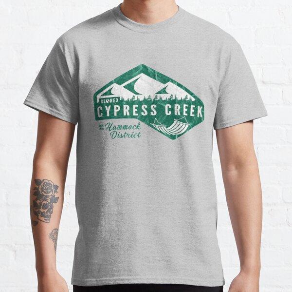 Globex Cypress Creek - Home of the Hammock District - Hank Scorpio Classic T-Shirt