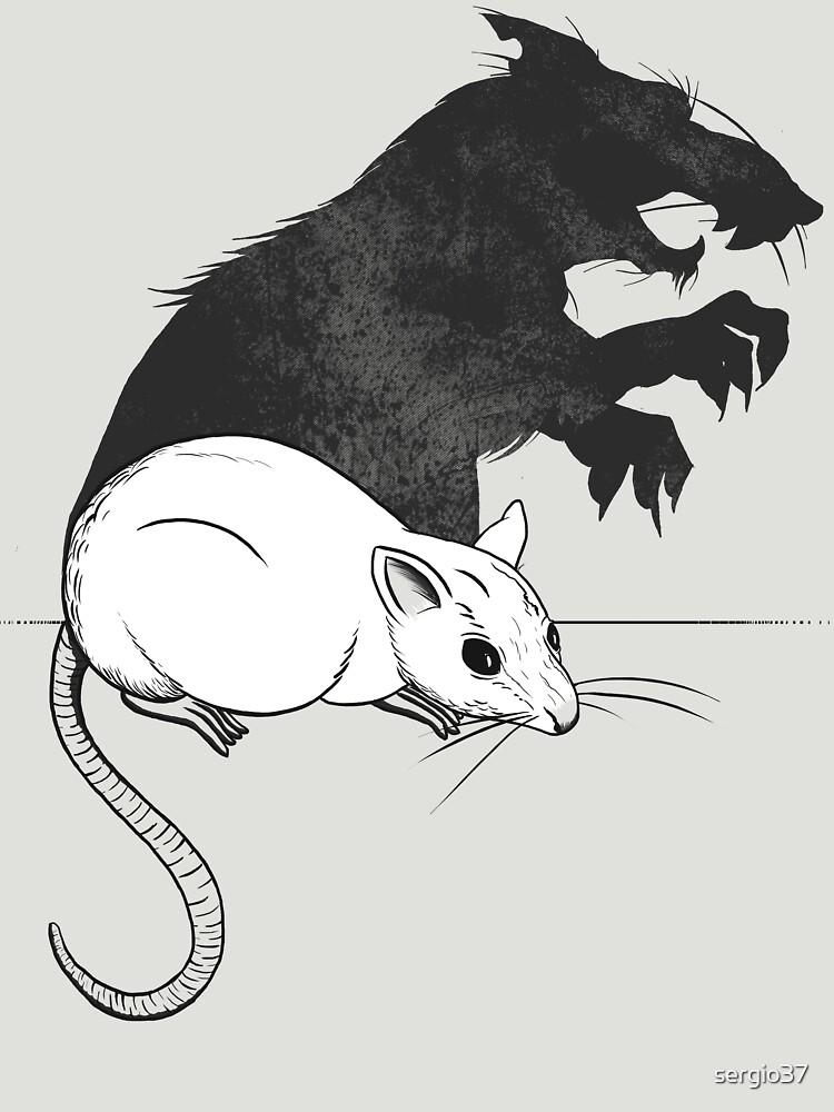 The Strange Case of Dr. Mouse and Mr. Rat | Unisex T-Shirt