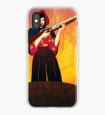 Show Me How To Kill A God iPhone Case