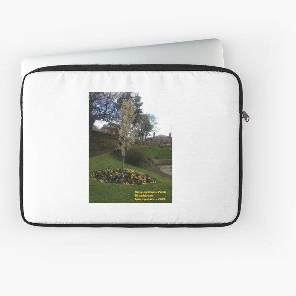 Corporation Park - Blackburn- Lancashire - 2021 Laptop Sleeve