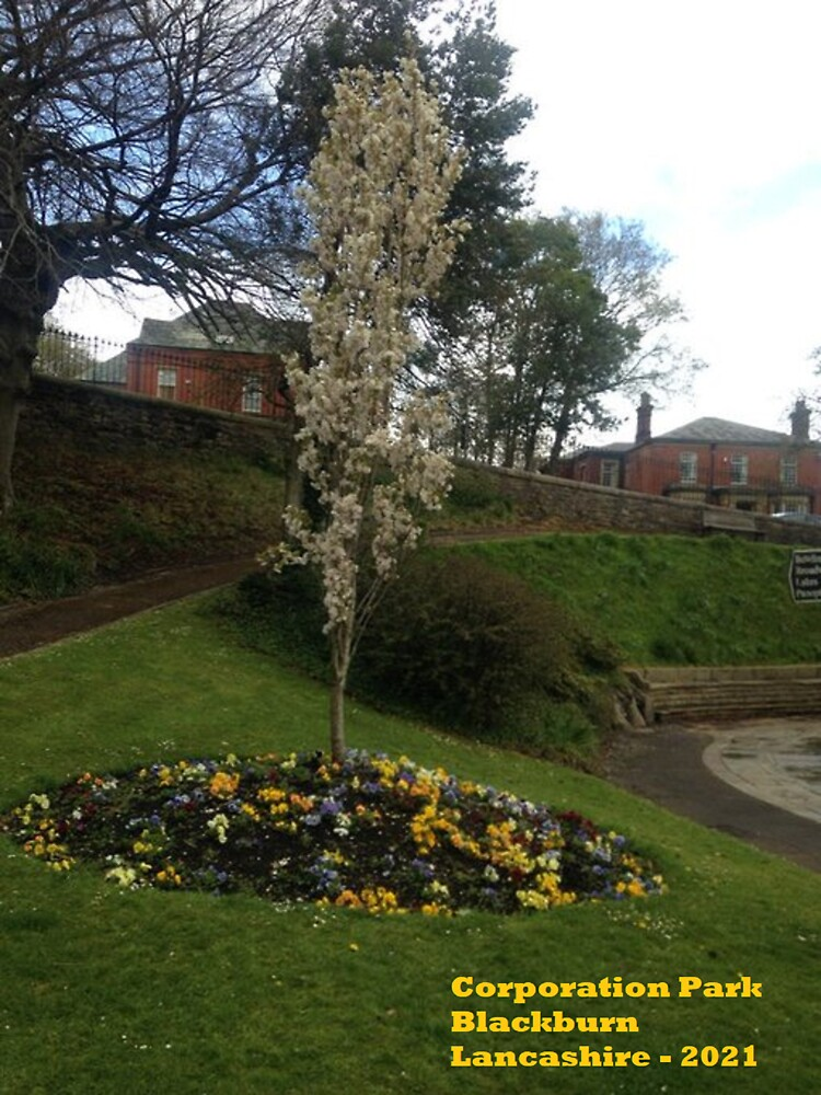 Corporation Park - Blackburn- Lancashire - 2021 by DJLancs