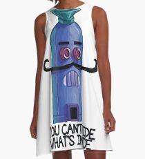 Weenie Hut Jr. Robot A-Line Dress
