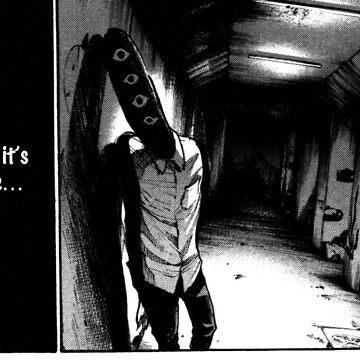 Punpun Manga Panel 1 by verytinyghost