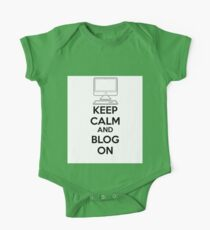 Keep calm and blog on Kids Clothes