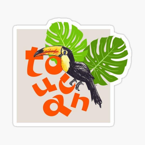 Toucan Pop! Sticker