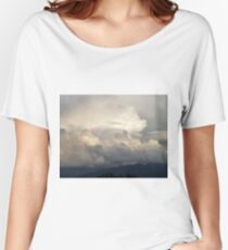 Magnificant Clouds Women's Relaxed Fit T-Shirt