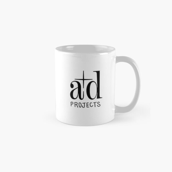 A+D Logo Mug Classic Mug